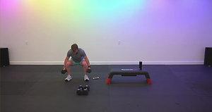 Sweat 228: JB Lower Body (Quads)