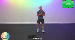 Sweat 152: JB Combo (Rise & Reset)