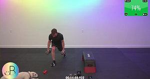 Sweat 148: Strong (Quads & Calves)