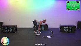 Sweat 302: Clocked (Lower Body)