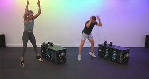Sweat 255: JB Lower Body (hamstrings)