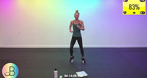 Sweat 113: Clocked (Upper body)