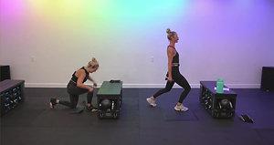 Sweat 261: Clocked (lower body)