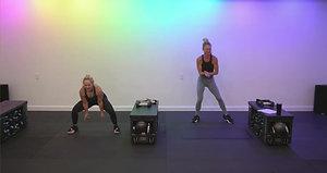 Sweat 266: Clocked (lower body)