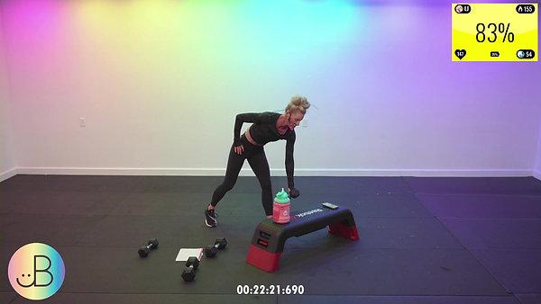 Sweat 103: Rise (upper body)