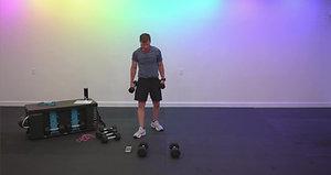 Sweat 203: JB Upper Body (biceps & triceps)