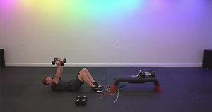 Sweat 226: JB Upper Body (Chest & Triceps)