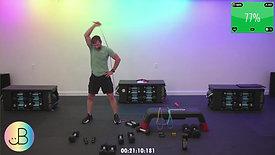 Sweat 303: JB Upper Body (Biceps/Triceps) & 10 Min Tricep Mini