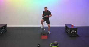 Sweat 186: JB Lower Body