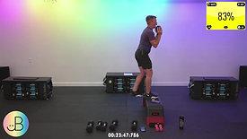 Sweat 305: JB Lower Body (Quads) & Core Mini