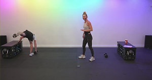 Sweat 207: Clocked (Lower Body)