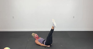 JB mini:  7- minute lower ab blast