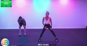 Sweat 85:  Clocked  (upper body)