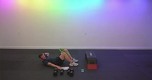 Sweat 196: JB Lower Body (Amrap)