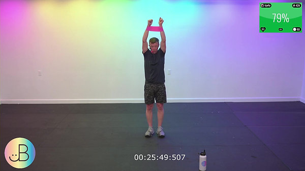 40+ minute workouts