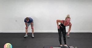 Sweat 53 :  JB lower (quads)