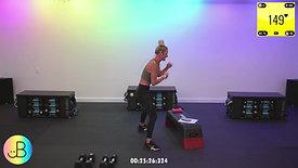 Sweat 307: Clocked & Endurance Legs
