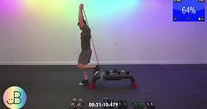 Sweat 147: Strong (Biceps/Triceps/Shoulders)