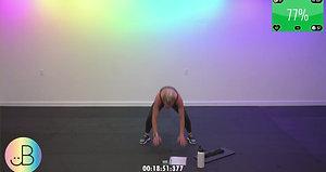 Sweat 118: Clocked (Pure cardio + glute burnout)