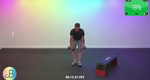 Sweat 95: Lower body (Hamstrings)