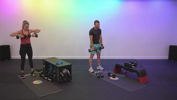 Sweat 240: JB Upper Body (shoulders)