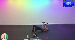 Sweat 101: Back & chest