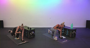 Sweat 235: JB Upper Body (biceps & triceps)