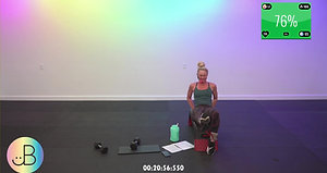 Sweat 142: Clocked (Lower Body)