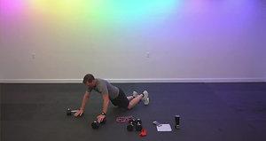 Sweat 179: JB Upper Body (Back & Chest)