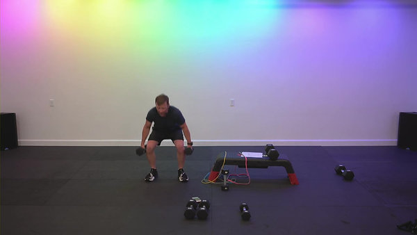 Sweat 221: JB Upper Body (biceps & Triceps)