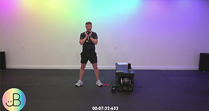 JB Mini: 14-min Strong Quads