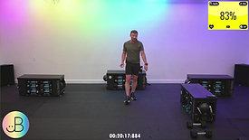 Sweat 321: JB Lower Body (quads/glutes)