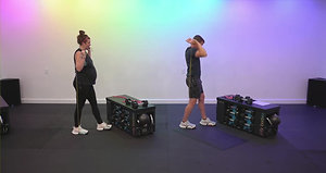 Sweat 271: JB Upper Body (biceps & triceps)