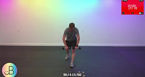 Sweat 111: Shoulders & Back