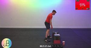 Sweat 143: Rise (Lower Body)