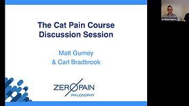 Cat Pain Course Discussion