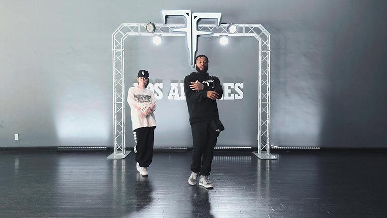 "Taiwan Williams - ""Peace Sign"" - Hip Hop Tutorial"