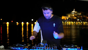 Marco Faraone at Lio Ibiza © Allaboutibizatv.net