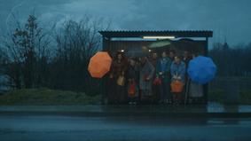EKO–KOM / the bus stop