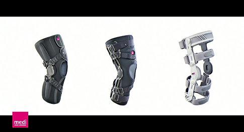 medi knee braces_ Innovation – Passion - Craftsmanship