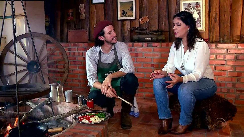 Galpão Crioulo - Cozinha de Galpão