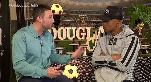 Globo Esporte RS - Douglas Costa