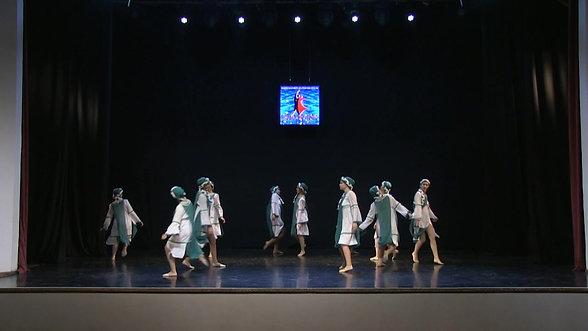 Образцовый ансамбль танца «Приморская капель»   муниципального бюджетного учреждения культуры «ДК им. Ю. Гагарина»