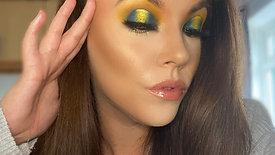 Yellow Spotlights