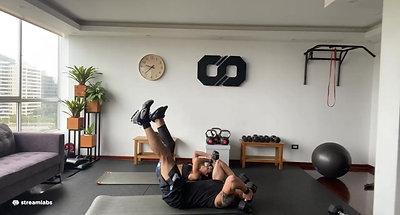 Hombros, Biceps y Triceps 24/07/20