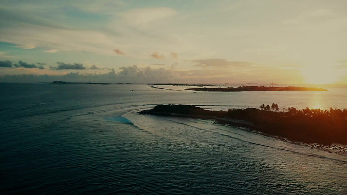 Серф-кемп на Мальдивах 2020 - 2