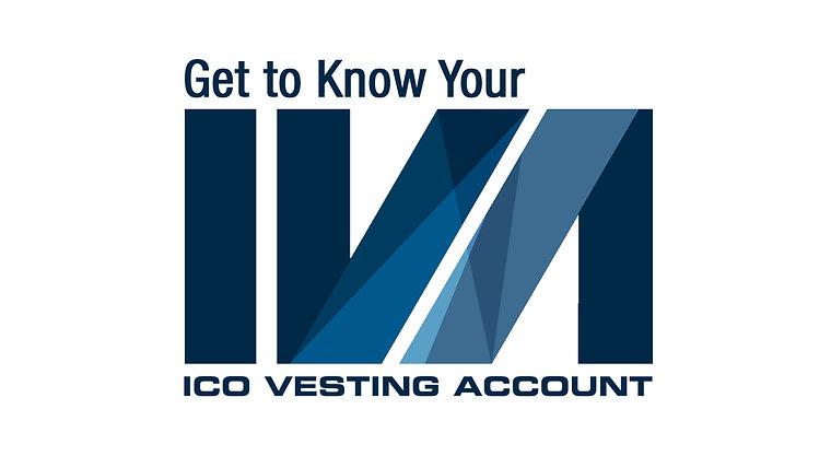 ISDA ICO Vesting Account