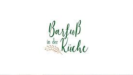 Barfuß in der Küche - Konzept Video