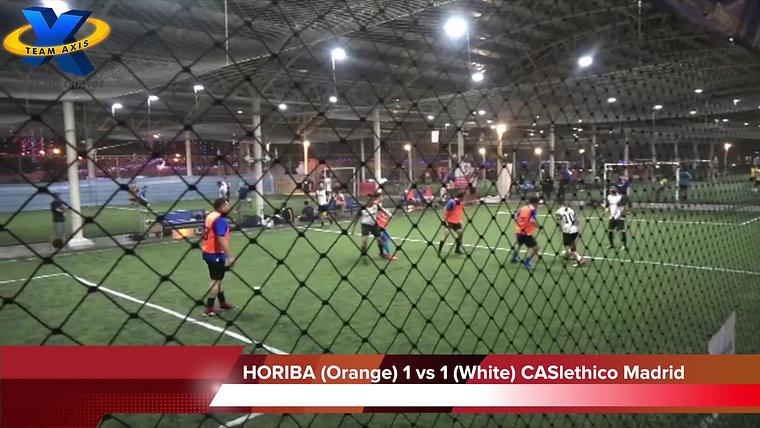HORIBA vs CASletico Madrid (2-2)