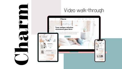 Video walk-through - Charm